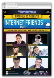 15.02 Internet Friends Party