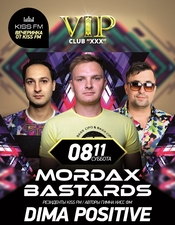 MORDAX BASTARDS @ VIP CLUB XXX, Мелитополь