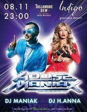DJ Maniak @ Indigo, Киев