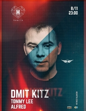 DJ Tommy Lee, Dmit Kitz @ Hearts, Киев