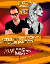 Ira Champion, MR.Sunny @ Bionica, Киев
