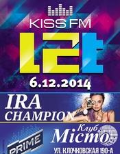 Ira Champion @ Misto, Харьков