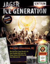 Ame @ Jäger Ice Generation, Sentrum, Киев