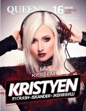 Kristyen @ Queens club, Бровары