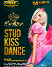 Kristyen @ Versal club, Полтава