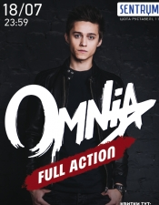 Omnia Full Action @ Sentrum, Киев