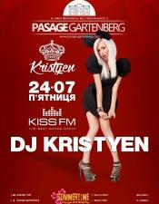 Kristyen @ Passage Gartenberg, Ивано-Франковск