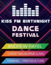 KISS FM BIRTHNIGHT @ Stereo Plaza, Киев