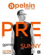 MR.Sunny @ Apelsin, Киев