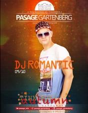 DJ Romantic @ Pasage Gartenberg, Ивано-Франковск