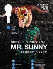 MR.Sunny @ Kontrabass, Ужгород