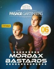 MORDAX Bastards @ Passage Gartenberg, Ивано-Франковск