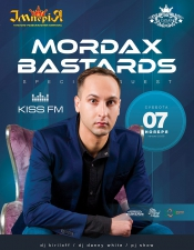 MORDAX Bastards @ Сахар, Хмельницкий