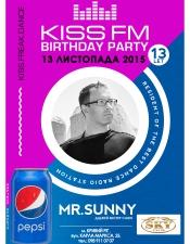 MR.Sunny @ Sky Club, Кривий Ріг