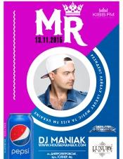 DJ Maniak @ MOULIN ROUGE, Дніпропетровськ
