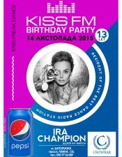 Ira Champion @ Crowbar, Запоріжжя