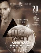 MORDAX BASTARDS @ BUDDHA BAR, Wroclaw, Poland