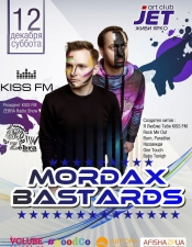 MORDAX Bastards @ JET CLUB, Запорожье
