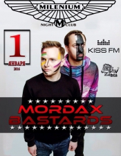MORDAX BASTARDS @ Milenium, Черкассы