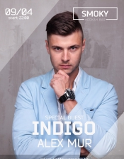 Indigo @ Smoky Bar, Киев