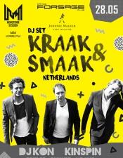 Kraak & Smaak (Netherlands) @ Forsage, Киев