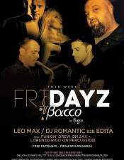Romantic @ Bacco by Hugos, Malta