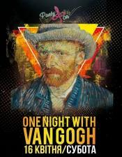 Van Gogh @ PartyFon, Львов