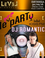 Romantic @ Level Night Club, Киев