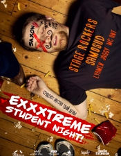 Exxxtreme Student night @ Saxon, Киев