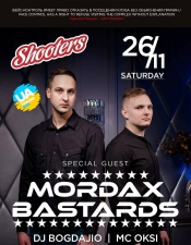 MORDAX Bastards @ Shooters, Киев