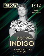 DJ Indigo @ Barhat Club, Борисполь