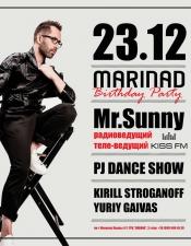 Mr. Sunny @ MARINAD, Сумы
