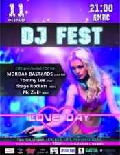 MORDAX Bastards, Tommy Lee, Stage Rockers @ DJ Fest