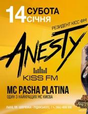 Anesty @ Rafinad Сlub, Львов