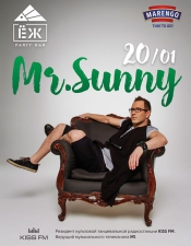 MR.Sunny @ Ёж, Николаев