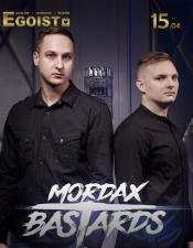 MORDAX Bastards @ Egoist, Мариуполь