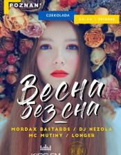 MORDAX Bastards @ Czekolada, Poznan (Poland)