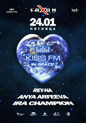 KISS FM ALLSTARS NIGHT 24.01 @ Saxon Club