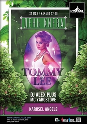 DJ Tommy Lee @ KaruseL Club, Киев