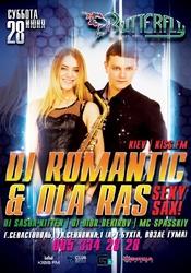DJ Romantic @ Butterfly, Севастополь