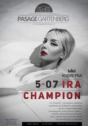 Ira Champion @ Pasage Gartenberg, Ивано-Франковск