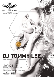 DJ Tommy Lee @ Pozititv, Бровары