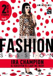 Ira Champion @ Saxon, Киев