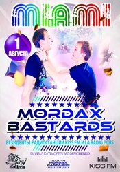 MORDAX BASTARDS @ BEACH CLUB MIAMI, Скадовск
