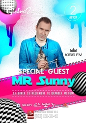 MR.Sunny @ GidroZona, Киев