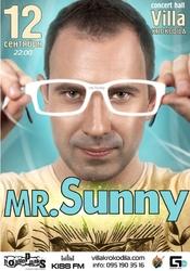 MR.Sunny @ Villa Крокодила, Полтава