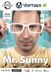 MR.Sunny @ Opera, Луцк