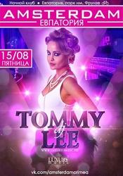 DJ Tommy Lee @ Amsterdam, Евпатория