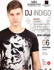 DJ Indigo @ Feride Plaza, Винница
