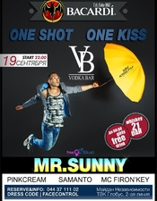 MR.Sunny @ Vodka Bar, Киев